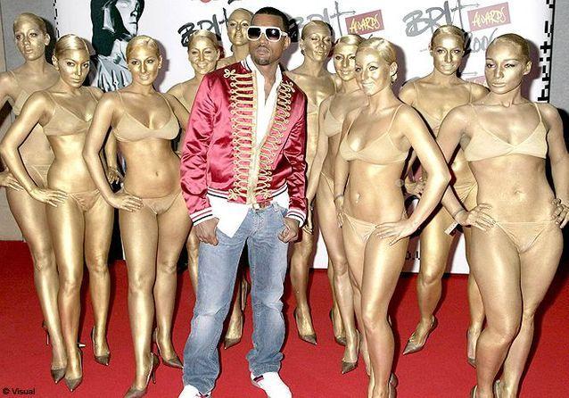 Kanye West, le rappeur mégalo
