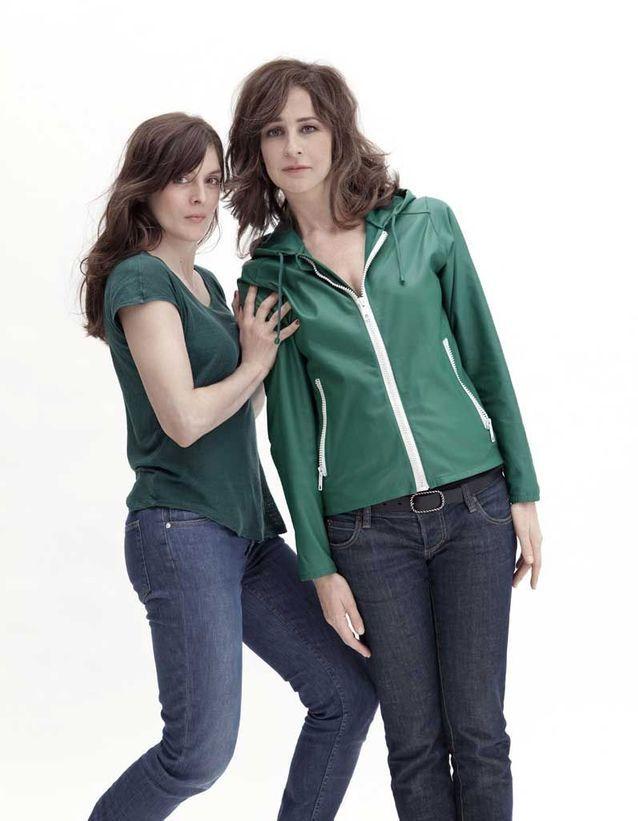 Valérie Donzelli et Valérie Lemercier - 2012