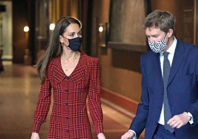 Kate Middleton : apparition remarquée pour la réouverture des musées