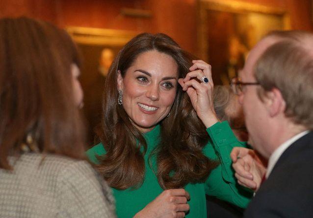 Kate Middleton et Emmanuel Macron : rencontre au sommet à Buckingham