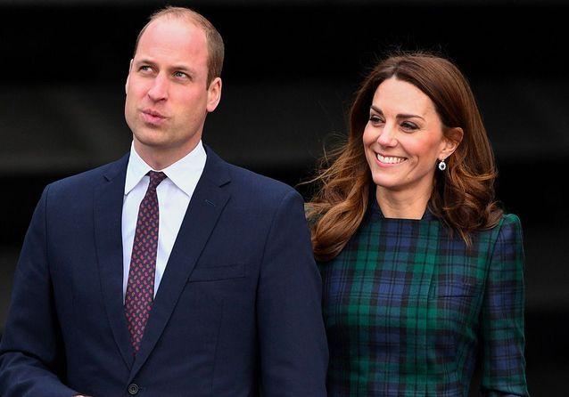 Kate Middleton et le prince William : amoureux comme au premier jour