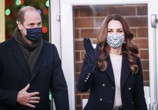 Kate Middleton et le prince William : apparitions remarquées pour leur tournée royale