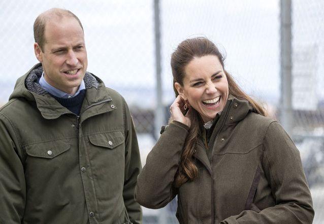 Le couple visite le centre européen des énergies marines