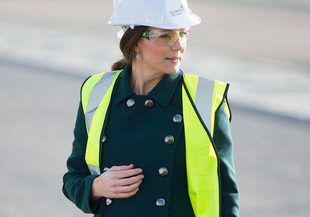 Kate Middleton : grossesse tout terrain