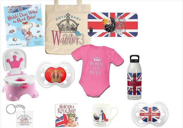 Kate Middleton : notre shopping spécial royal baby !