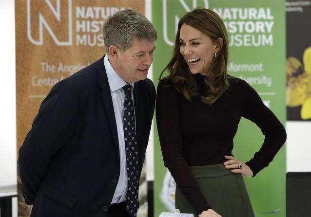 Kate Middleton radieuse et élégante : elle s'offre une sortie en solo à Londres