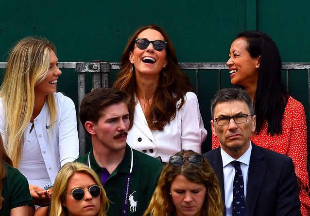 Kate Middleton : sa journée entre amies à Wimbledon !