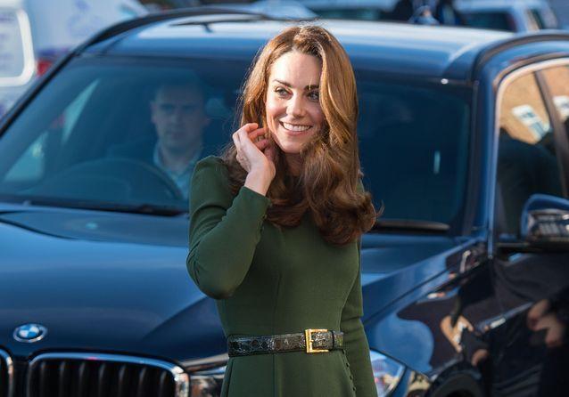 Kate Middleton : son arrivée remarquée à la Family Action