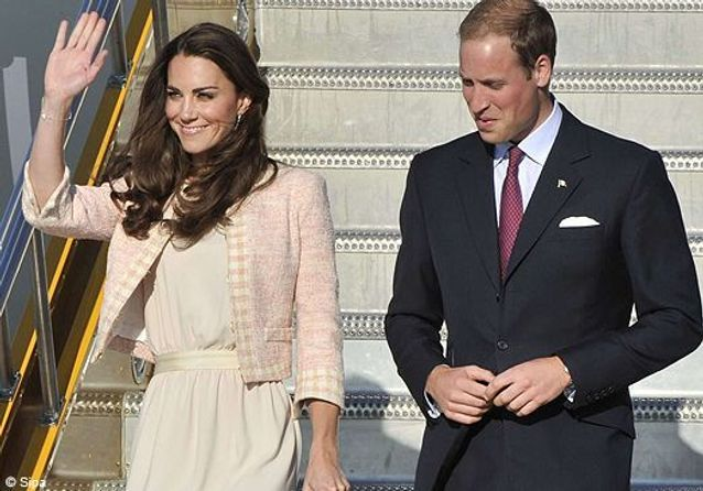 Kate Middleton, son fashion tour très canadien !