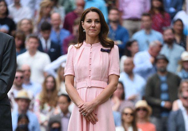 Kate Middleton : son week-end sportif en compagnie de William et de son père à Wimbledon