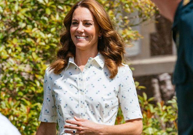 Kate Middleton : une sortie estivale remarquée avec le prince William