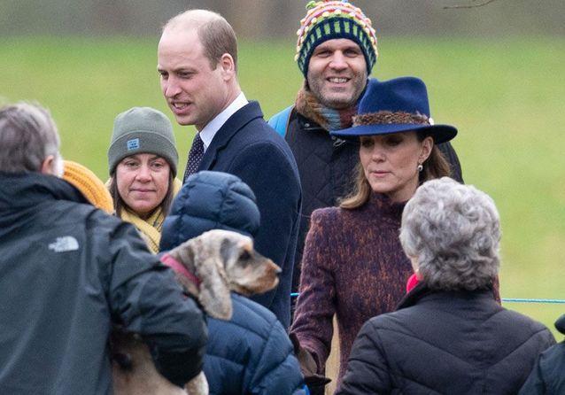 Kate Middleton : une sortie remarquée avec la supposée maîtresse de William