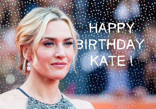 Kate Winslet : les dix temps forts de sa vie