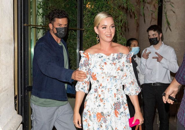 Katy Perry et Orlando Bloom : séjour romantique à Paris
