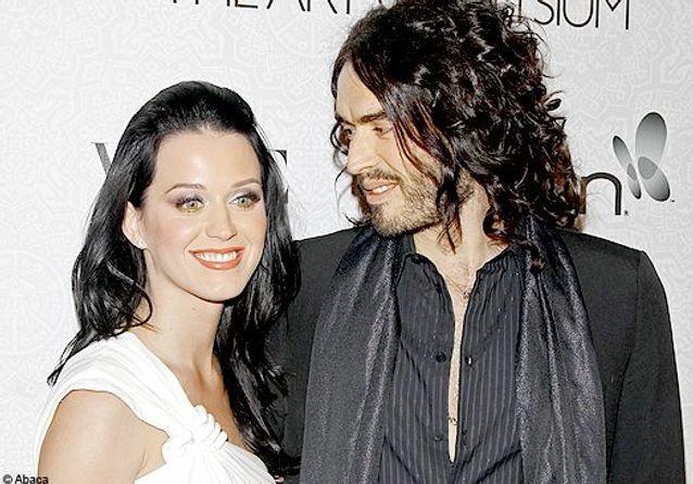 Katy Perry et Russell Brand : le it-couple n'est plus