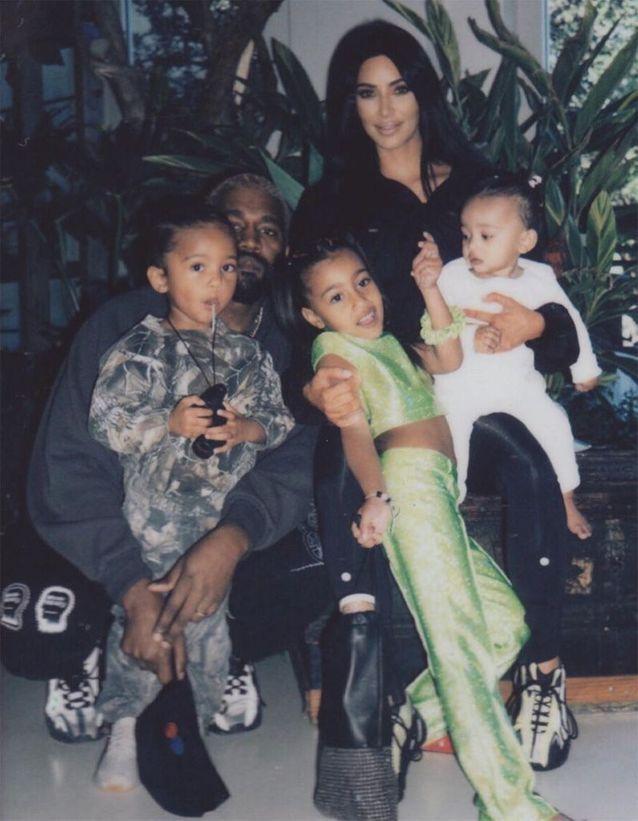 La tribu Kardashian-West