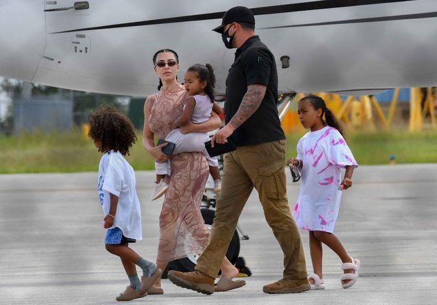 Kim Kardashian et Kanye West en vacances ensemble : « ils semblent beaucoup plus heureux »