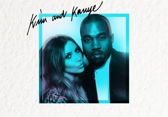 Kim Kardashian et Kanye West : on feuillette leur album de famille