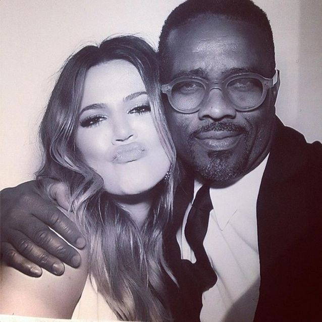 Khloe Kardashian et Tony Williams