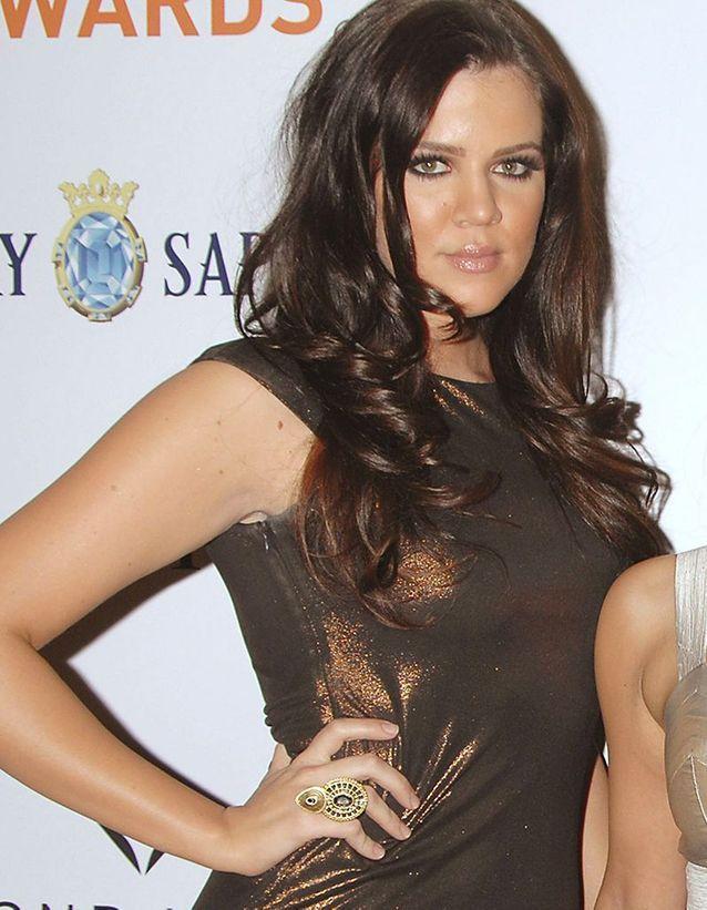 Khloë Kardashian en 2007