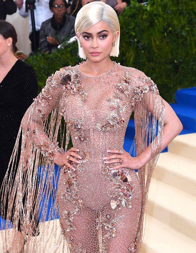 Kylie Jenner en 2017