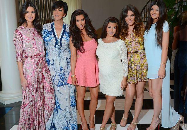 Les Kardashian : avant-après