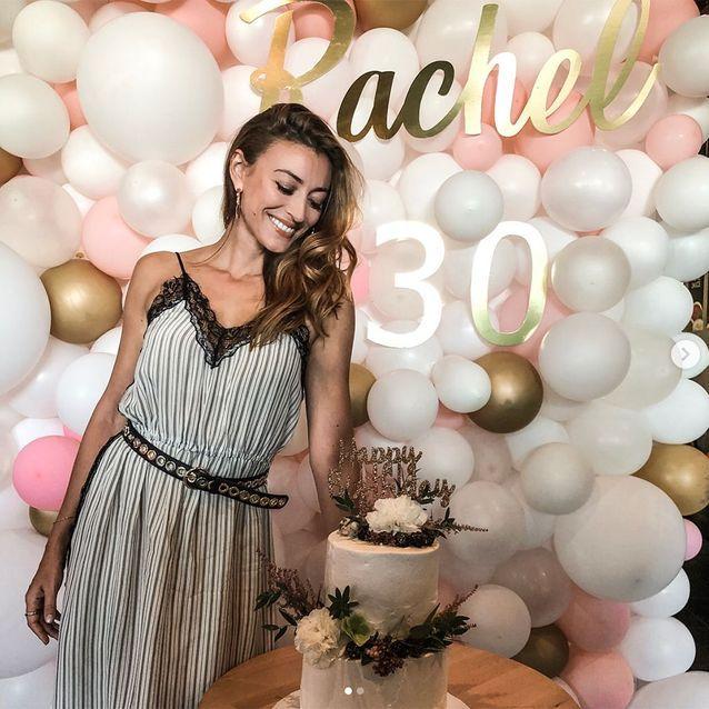 Un beau gâteau pour ses 30 ans
