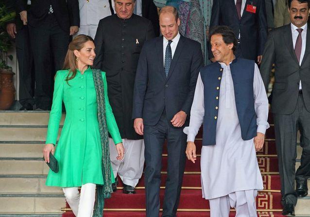Lady Di : Kate Middleton lui rend hommage pour sa première journée au Pakistan