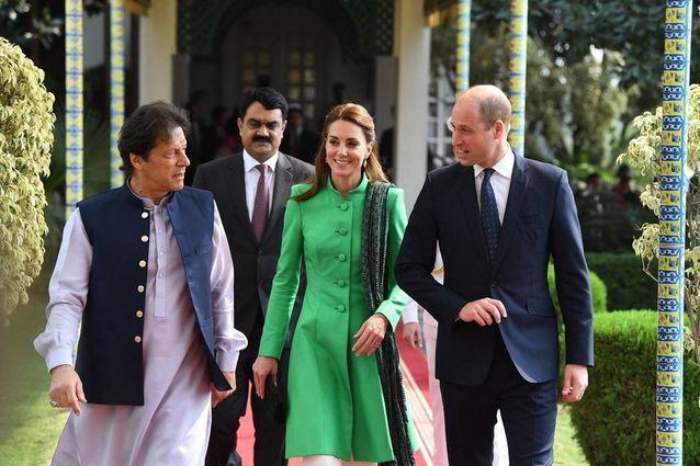 Première journée officielle au Pakistan