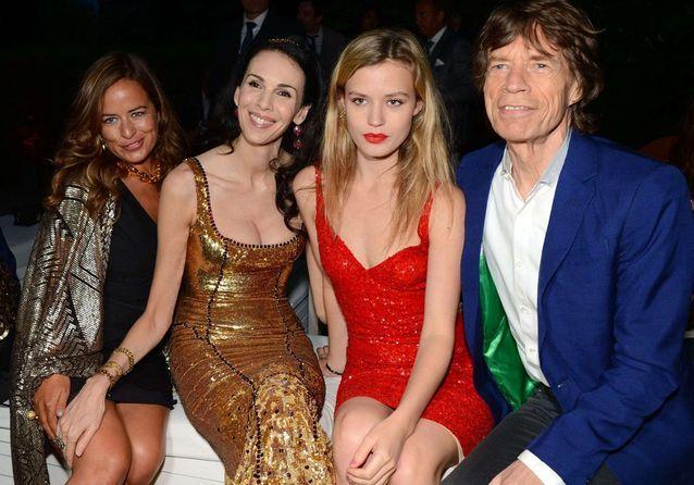 Le clan Jagger: femmes, enfants et rock'n'roll