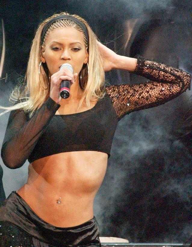 Le piercing de Beyoncé
