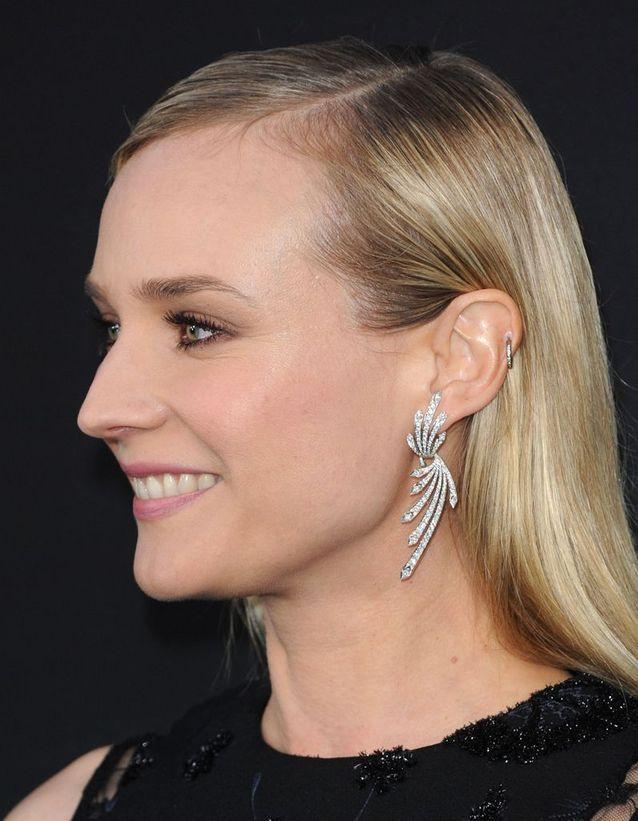 Le piercing de Diane Kruger