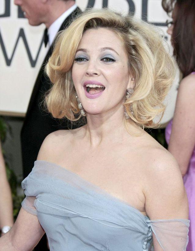 Le piercing de Drew Barrymore