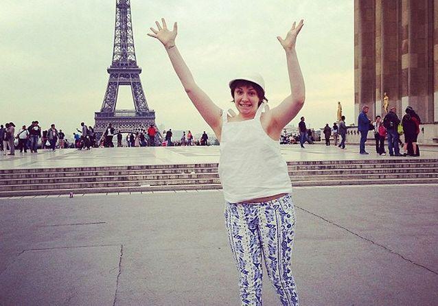 Lena Dunham, le compte Instagram le plus décomplexé d'Hollywood