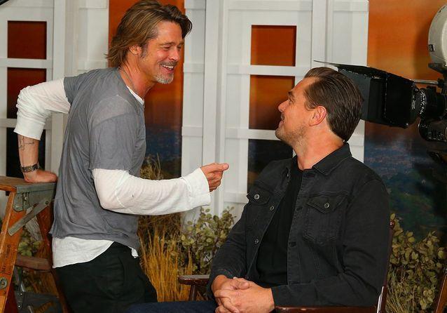 Leonardo DiCaprio et Brad Pitt : les images d'une bromance qui fait rêver Hollywood