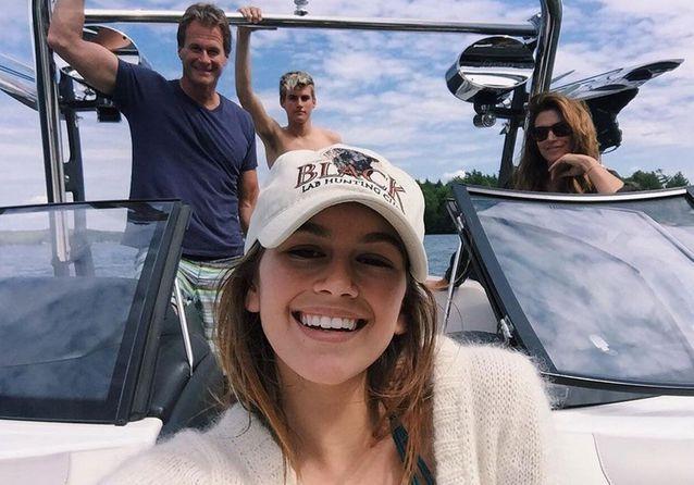 Les 10 photos de vacances de la famille Crawford