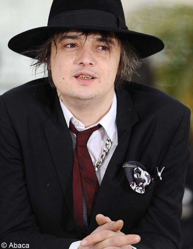 Pete Doherty : subir un relooking extrême !