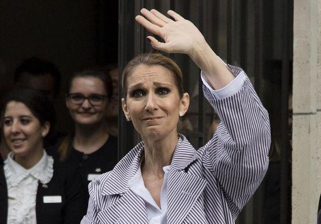 Les adieux émouvants de Céline Dion à Paris