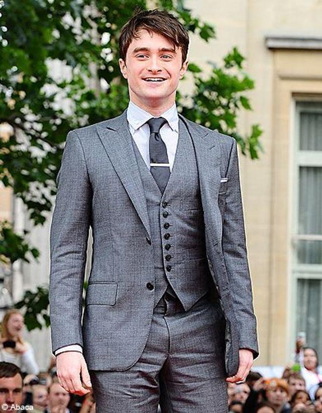 People beaux gosses semaine Daniel Radcliffe