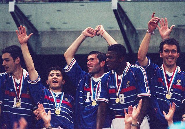 Les Bleus de 98 : à quoi ressemblent les Champions du monde vingt ans après ?