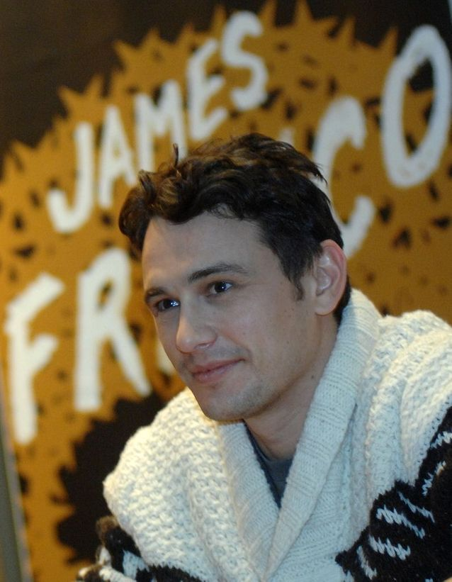 James Franco, 36 ans