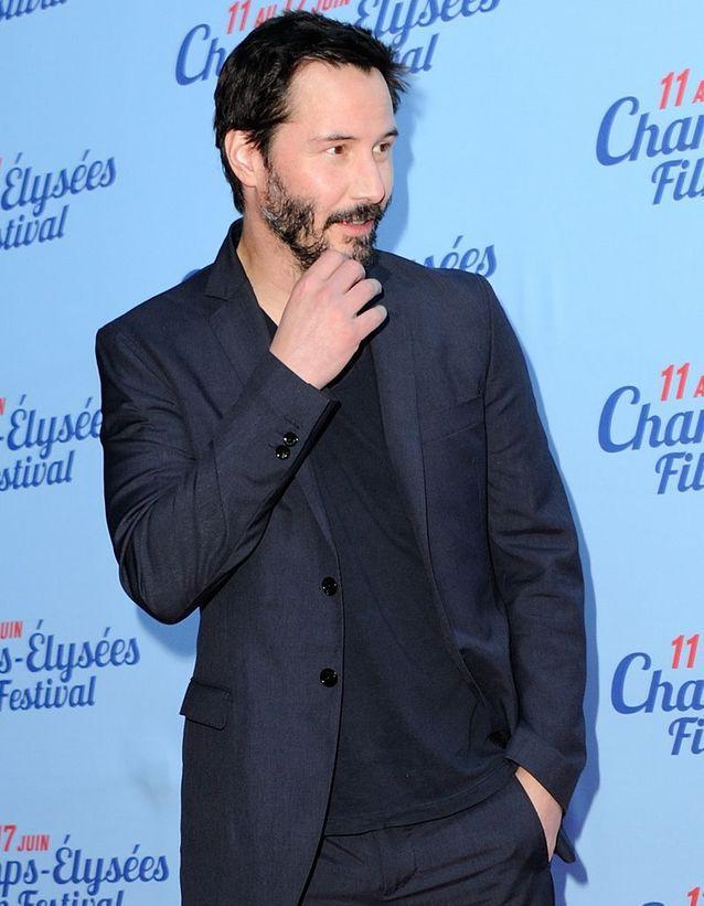 Keanu Reeves, 50 ans