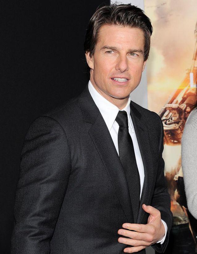 Tom Cruise, 52 ans