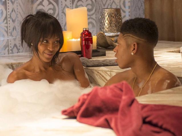 Les Instagram de la semaine: dans le bain avec Naomi Campbell!