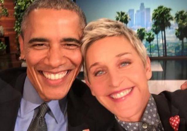 Les Instagram de la semaine: le selfie d'Obama !