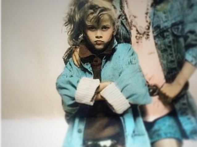 Les Instagram de la semaine: reconnaissez-vous cette actrice?