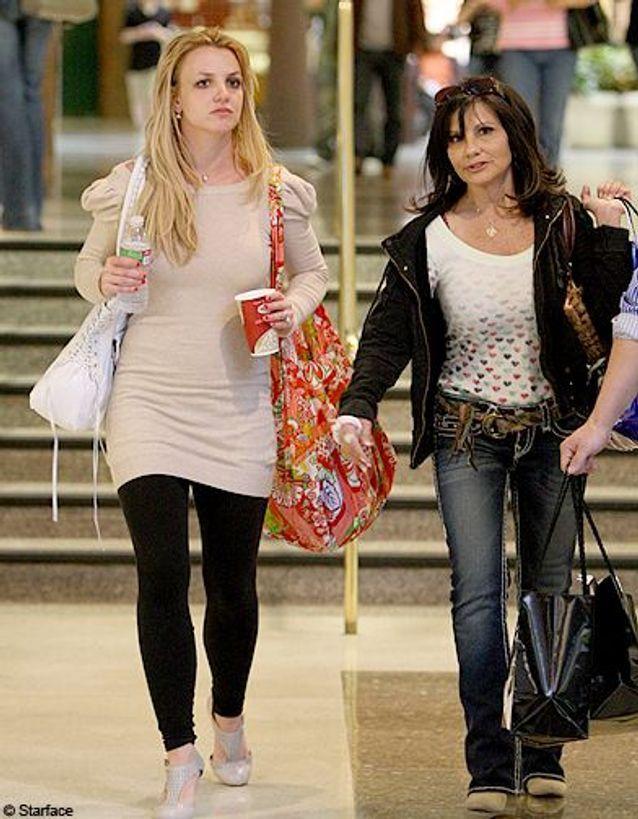 Britney et Lynne Spears