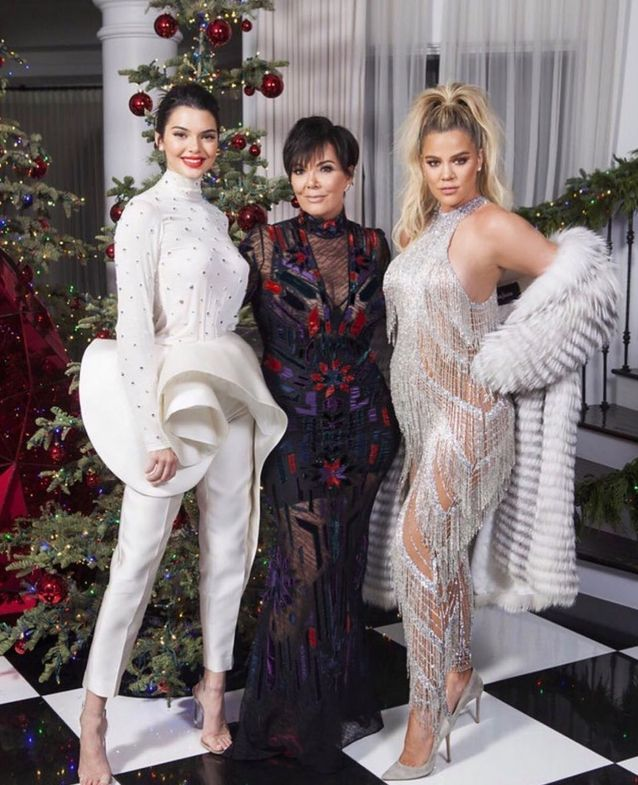 Kendall Jenner, Kris Jenner et Khle Kardashian