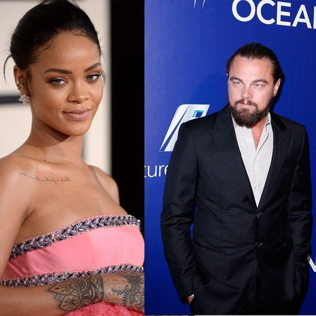 Rihanna et Leonardo DiCaprio