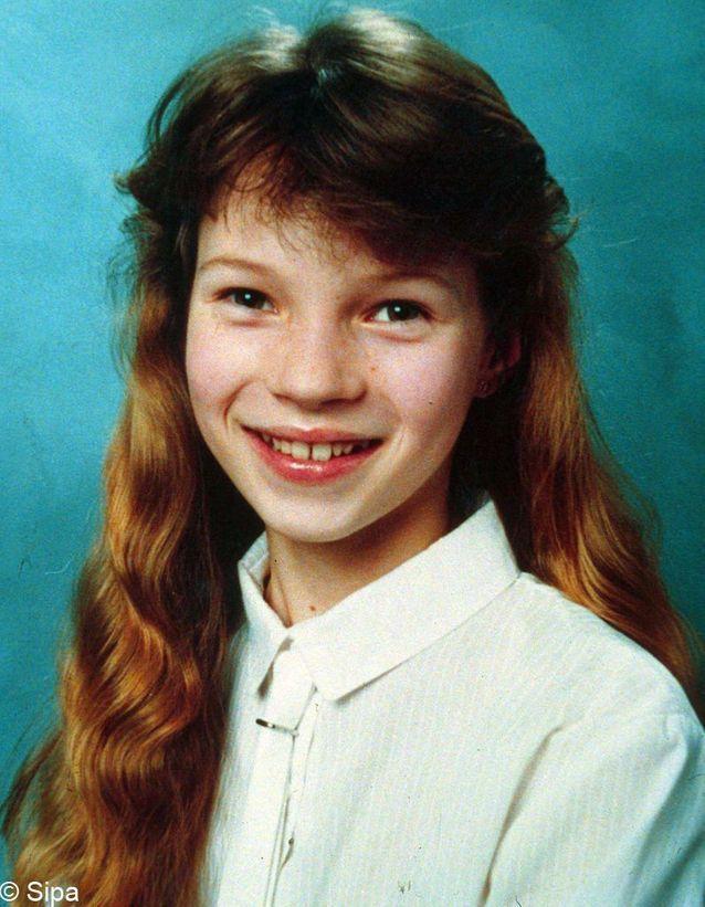 Kate Moss en 1982